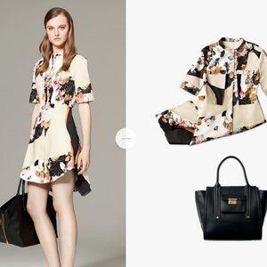 Philip Lim for Target Floral Dress